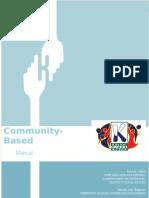 Community-Based Finance Manual - Final Draft 8.18.14
