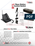 iDEN AdvanceTouch ControlBox - Speakers.pdf