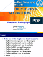 Chapter 4_Sorting Algorithm