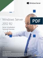 Windows Server 2012 R2 Server Virtualization White Paper