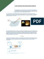 Componentes de Sistemas de Comunicacion Opticos