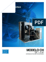 BCT 008 573 1C Unidades Condensadoras CH