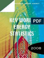 IEA Key World Energy Statistics 2009