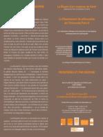 2011 Colloque_Frontières et philosophie
