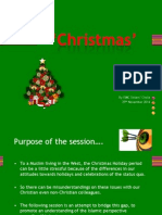 Session 28 Christmas
