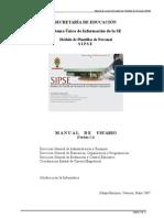 Manual Sipseweb 2007