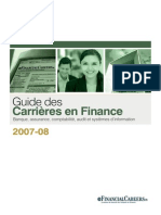 150403761 Guide Des Carrieres en Finance Efinancialcareers Fr PDF