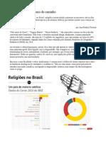Grande Reportagem - Religiosidade e Universidade
