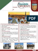 brochure madrid - barcelona 2015