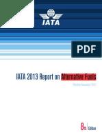 2013 IATA Report Alternative Fuels