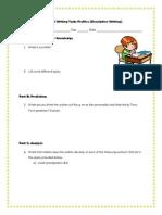 intermediate profile writing task2