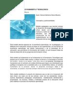 Modelo Pedagógico Humanista y Tecnológico