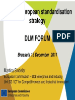 Martina Sindelar - European Commission - DLM 2011