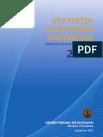 Statistik Kemenhut 2012