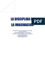 la Disciplina de la Imaginación