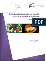 Estudio Japon Mercado Cacao - Oportunidad