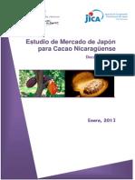 Estudio Japon Mercado Cacao - Oportunidad