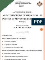 194982818 Controle de Gestion Dans Les PME Pptx