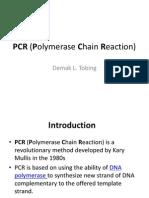 PCR - Dr. Demak