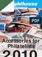 Catalog for Philately 2010 by Kibela.net