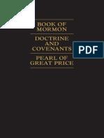 Pearl Book of Mormon