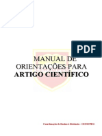 3 Manual Artigo Cientifico