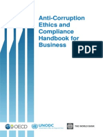 bribery and corruption awareness h andbook for tax examiners and tax auditors oecd publishing