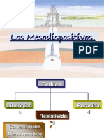 registro de perfiles de pozo Mesodispositivo