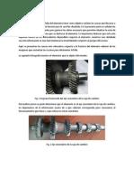Metodologia y Analisis de desgaste en engranajes