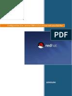 Configuration DNS Et d'Un Serveur Web Sous Redhat