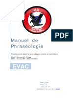 Evac Manuel Phraseologie Et Des Procedures
