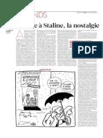 2014 Snyder_La nostalgie camarade_Libération
