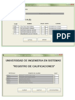 Interfaz grafica modulos escolares