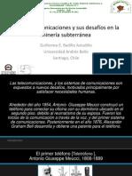 Comunicacion en Mineria