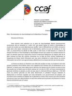 Lettre ouverte à Laurent Fabius sur le Haut-Karabagh