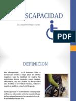 La Discapacidad