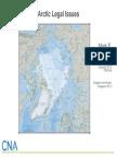 Arctic Legal Issues