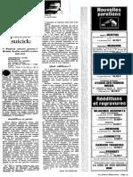 1969 Nouvel Observateur