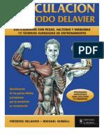Musculacion - DelavierJL PURIZGA