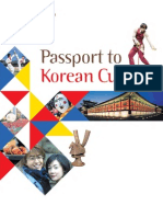 Passport to Korean Culture
