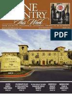 Wine Country This Week Magazine 1-1-2010