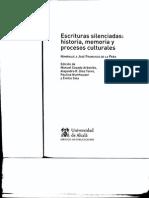 Contribuciones al debate en torno a los tocapus coloniales desde el ayllu Qaqachaka, BoliviaEscrituras Silenciadas