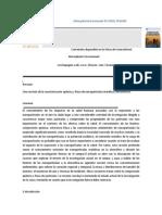 Una Revisión de La Caracterización Química y Física de Nanopartículas Metálicas Atmosféricos