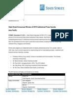 State Street Press Awards Winners
