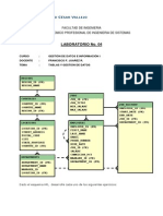 proyecto gestion de base de datos