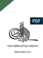 100 Fabricated Hadith