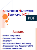 Computer Hardware Servicing NC II