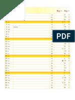 calendar 2015 - Буддийский Календарь на 2015 год