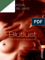 Blutlust - Riccarda Blake (Alemán)