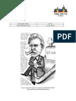 Ensayo Nietzsche